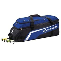 b0cabaec105 See more. Easton Brigade Wheeled Bag (Royal) by Easton.  114.90. Large  lockable main compartment
