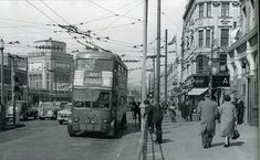 Nag's Head junction, Holloway Road looking north, 1950's | by Warsaw1948