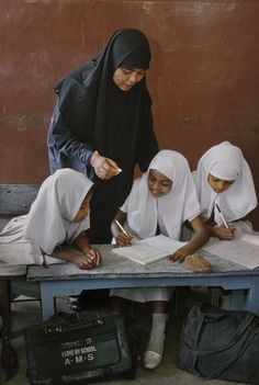 School | Steve McCurry