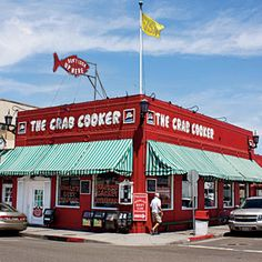 The Crab Cooker Restaurant!