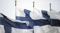 juhannus on liputuspäivistä (flag day)