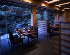 Japanese Restaurant Unkai at the ANA InterContinental Tokyo in Tokyo, Japan. Click on the link below for more.