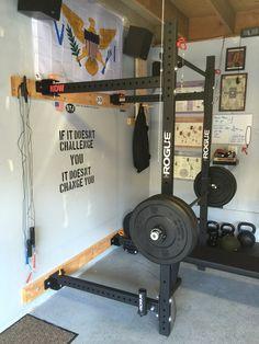 90 best the garage gym. images in 2019 crossfit garage gym at