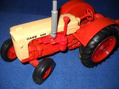Ertl Case tractor 1980's - Google Search