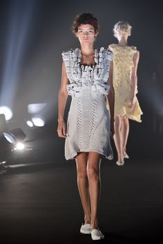 "Motohiro Tanji, ""Mercedes-Benz Fashion Week TOKYO (MBFWT)"" is the most famous fashion festival of Japan."