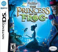 Nintendo DS The Princess and the Frog