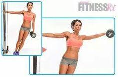 Delt workout