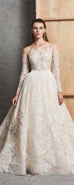Zuhair Murad Fall Bridal 2018