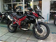 Triumph tiger800xc