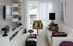 How to Place Furniture in a Small Space Picture