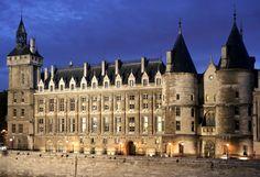 La Conciergerie Paris - Histoire du palais de la Cité — Wikipédia