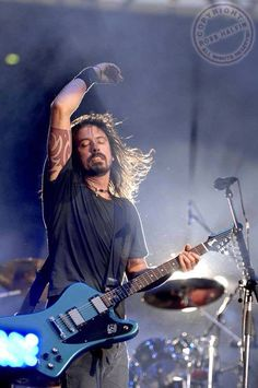Dave Grohl Photo: Ross Halfin