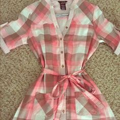 Oakley  Shirt Dress, NWOT Super cute Oakley Shirt Dress, NWOT.  Great for weekends with flip flops or even over a bikini. Oakley Dresses Mini