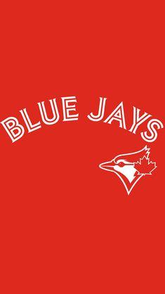 Iphone Backgrounds, Iphone Wallpapers, Mlb Wallpaper, Mlb Teams, Toronto Blue Jays, African American Art, Major League, Blue Bird, Team Logo