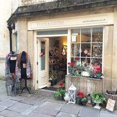 It was so nice visiting so many independent shops, rather than the same old ones you find in every Highstreet  #Bath