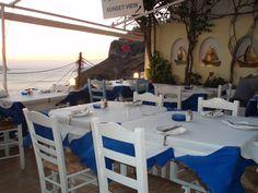 Argo Restaurant Santorini Island- Dinner with a View- $75