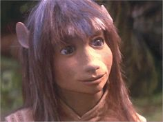 Jen from The Dark Crystal.