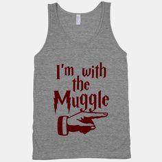I'm With The Muggle, $20.80