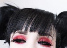 "2,838 Likes, 20 Comments - July Langdon 🦋 (@el_dolls) on Instagram: ""Eyeshadow : Love + from #sugarpill @sugarpill 🖤 Tattoo liner from @katvondbeauty 🖤 Eyelashes from…"""