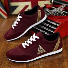 Mens canvas shoes Casual Breathable Shoes flat shoes