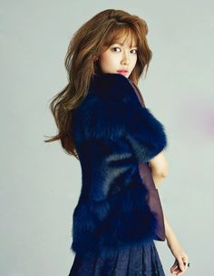 "Girls' Generation's Sooyoung is an elegant fall lady for ""Ceci"" South Korean Girls, Korean Girl Groups, Yuri, Sooyoung Snsd, Hallyu Star, Beautiful Goddess, Pretty Asian, Korean Artist, Girl Day"