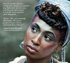 ▶︎ The Blooming   Maimouna Youssef aka Mumu Fresh