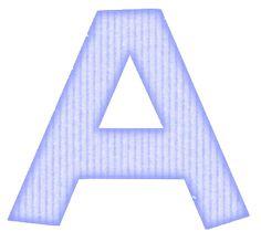 Eu gosto de BRINCAR!: Alfabeto Azul Listrado