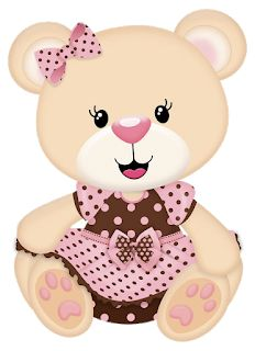 Scrapbook Bebe, Diy And Crafts, Paper Crafts, Baby Painting, Baby Shawer, Bear Party, Cute Teddy Bears, Tatty Teddy, Partys