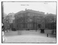William Henry Vanderbilt Mansion (demolished) from Library of Congress by whitewall buick, via Flickr