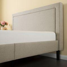 Found it at AllModern - Elda Upholstered Platform Bed