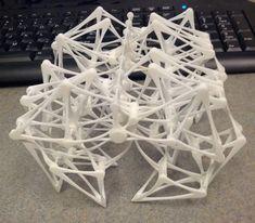 3D printed Strandbeest
