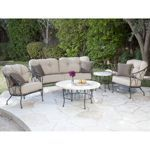 Love set-not in correct color: Costco $1900 Medina 5-piece Patio Cuddle Chat Collection