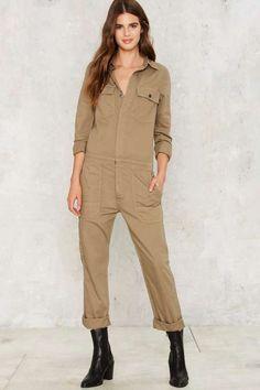 ff4afa3240b Citizens of Humanity Tallulah Utility Jumpsuit Cotton Jumpsuit