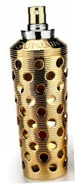 gold bottle perfume