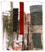 "Jette Clover, Small Pieces. Written In Stone 6, 8""x9"" (20x23 cm)"