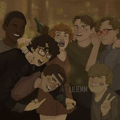 Welcome to the losers club! Es Pennywise, Pennywise The Dancing Clown, It Icons, It Movie 2017 Cast, Steven King, It The Clown Movie, Im A Loser, Horror Movies, Stranger Things