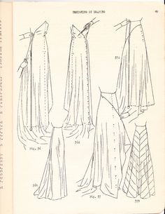 1930s Draping Book