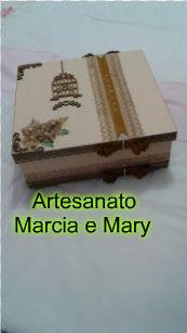 Artesanato Marcia e Mary:  Caixa MDFLembranças para…