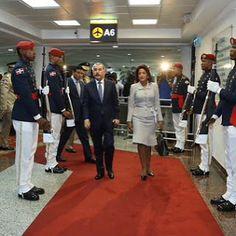 Revista El Cañero: Presidente Medina rumbo a Nueva York para particip...