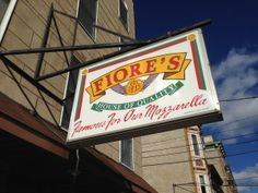 Fiore's House of Quality - Hoboken - New Jersey - Tony Mangia - Devil Gourmet - www.DevilGourmet.com