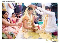 A telegu wedding from the state of Andhra Pradesh
