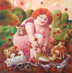 Cat lady. ❣Julianne McPeters❣ no pin limits