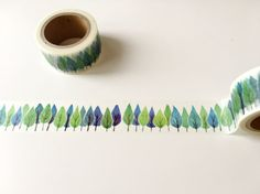 Hey, I found this really awesome Etsy listing at https://www.etsy.com/listing/264341286/forest-tree-washi-tape