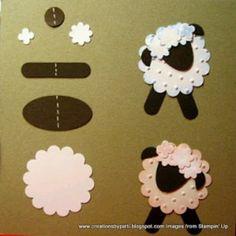 Sheep craft - to turn into foam craft