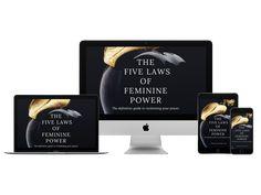 Five Laws - Women Love Power® The Power Of Love, Powerful Women, Law, How Are You Feeling, Workshop, Atelier, Work Shop Garage