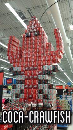 Coca Cola Crawfish. Zippertravel.com Digital Edition