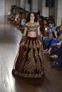Manav Gangwani at India Couture Week 2016   Vogue India   Fashion   Fashion Shows
