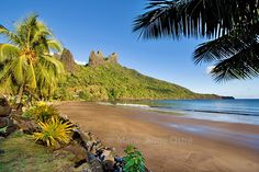 Nuku Hiva aux Marquises. I've wanted to go here since I wrote a poem about it in the 7th grade.