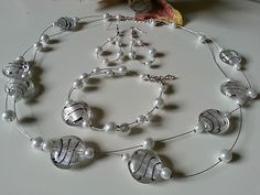 Handmade Jewellery set
