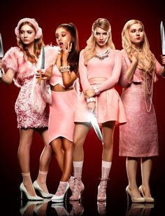 Scream Queens VS Mean Girls.